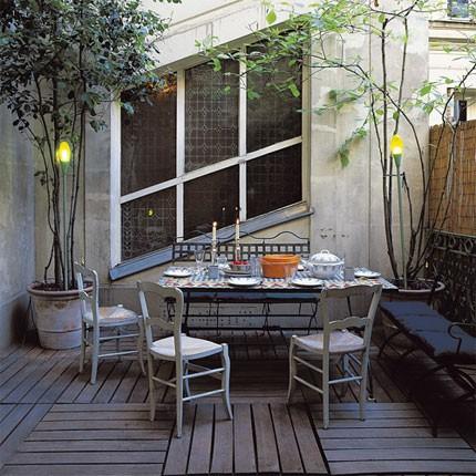 O che bel terrazzo Marcondirondirondello! - Architettura e design a Roma