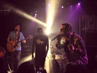 Dafuniks en concert à la Maroquinerie