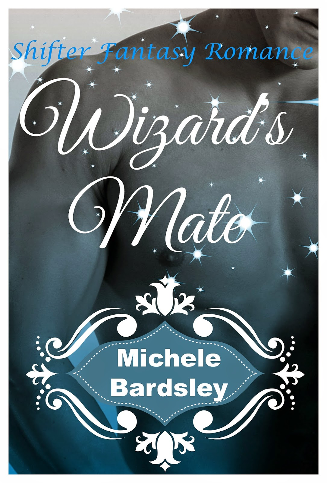 Wizard's Mate is a hot shifter fantasy romance by Michele Bardsley.