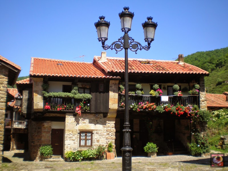Bárcena Mayor en Los Tojos (Cantabria)