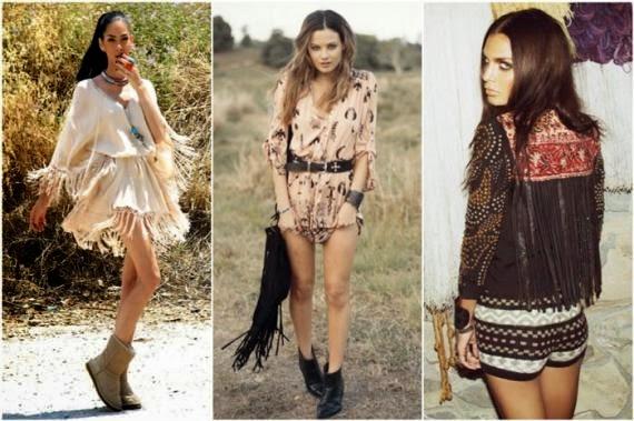 The blush blog gifts for the posh edgy or boho chic gal - Moda boho chic ...