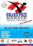 "GRAND PRIX KARATE ""Open Lima 2015"" Lima-Perú"