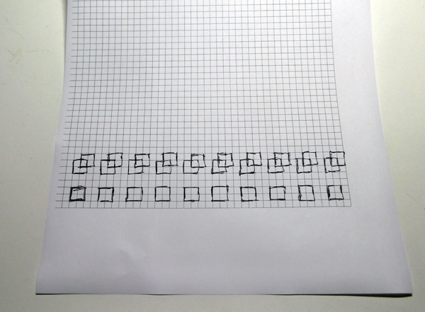 pattern drawing, pattern design, pattern on grid