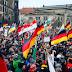 They're baaaack! PEGIDA rallies 17,000 in Dresden