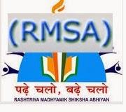 Rashtriya Madhyamik Siksha Abhijan (RMSA) Rajasthan   Recruitment 2014 RMS Rajasthan Engineer & Program Officer posts Job Alert