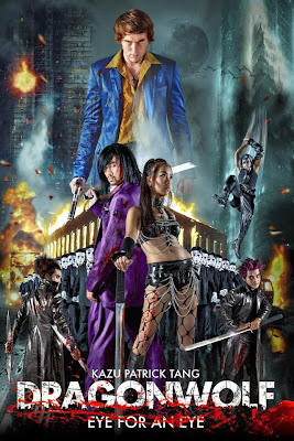 Poster Of Dragonwolf (2013) Full English Movie Watch Online Free Download At worldfree4u.com