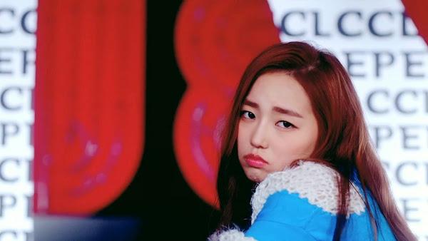 CLC Yeeun Pepe