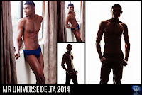 2014 Mr Universe Nigeria: Who is your favorite?