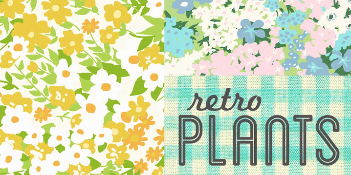 Retro Plants