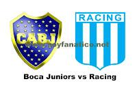 Boca vs Racing Final 2012 - Transmision Canal 7