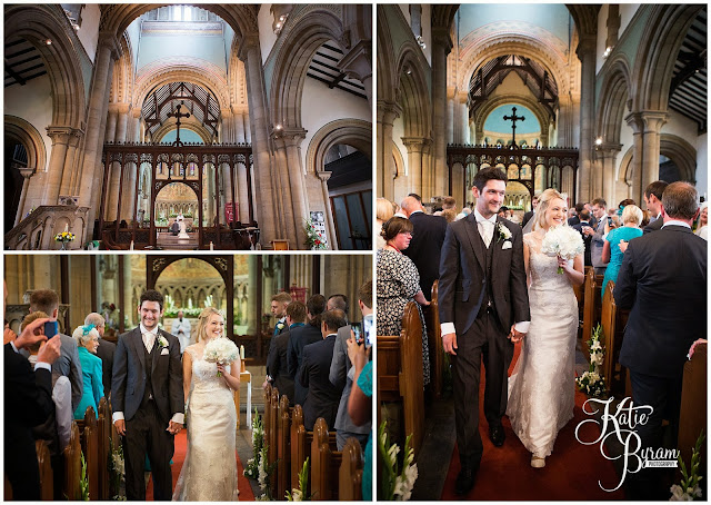 st james church morpeth, high house farm brewery, northumberland, high house farm wedding, katie byram photography, healey barn, newcastle wedding photographer, coco luminaire