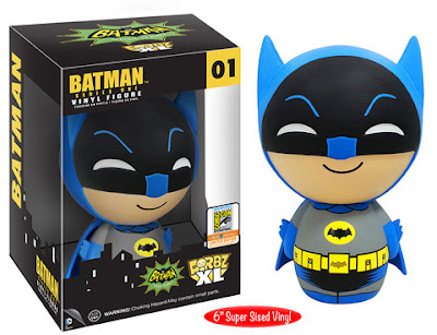 "San Diego Comic-Con 2015 Exclusive Batman Dorbz XL 6"" Vinyl Figure by Funko"