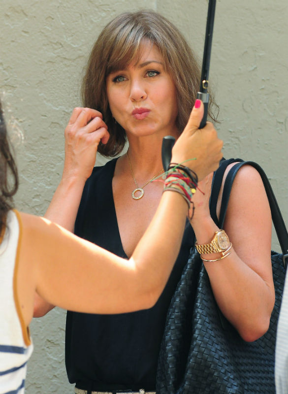 Jennifer Aniston Haircut 2013 Bob Images & Pictures - Becuo