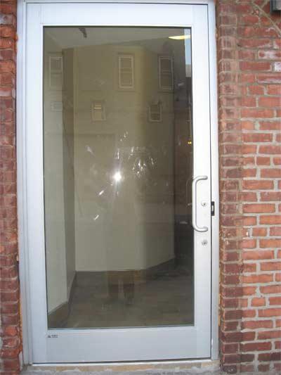 for Full view exterior door