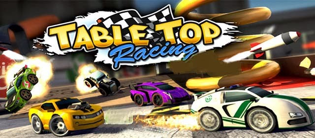 Table Top Racing Apk v1.0.5 [Money Mod]
