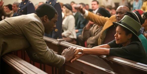 Nelson Mandela film Idris Elba