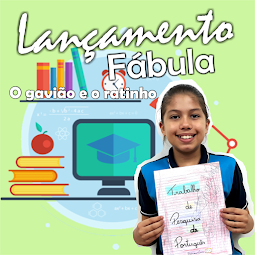O GAVIÃO E O RATINHO | FÁBULA (Texto autoral de Kassia Luiza)