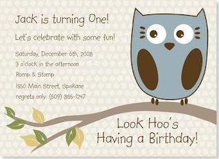 contoh undangan ulang tahun terbaru