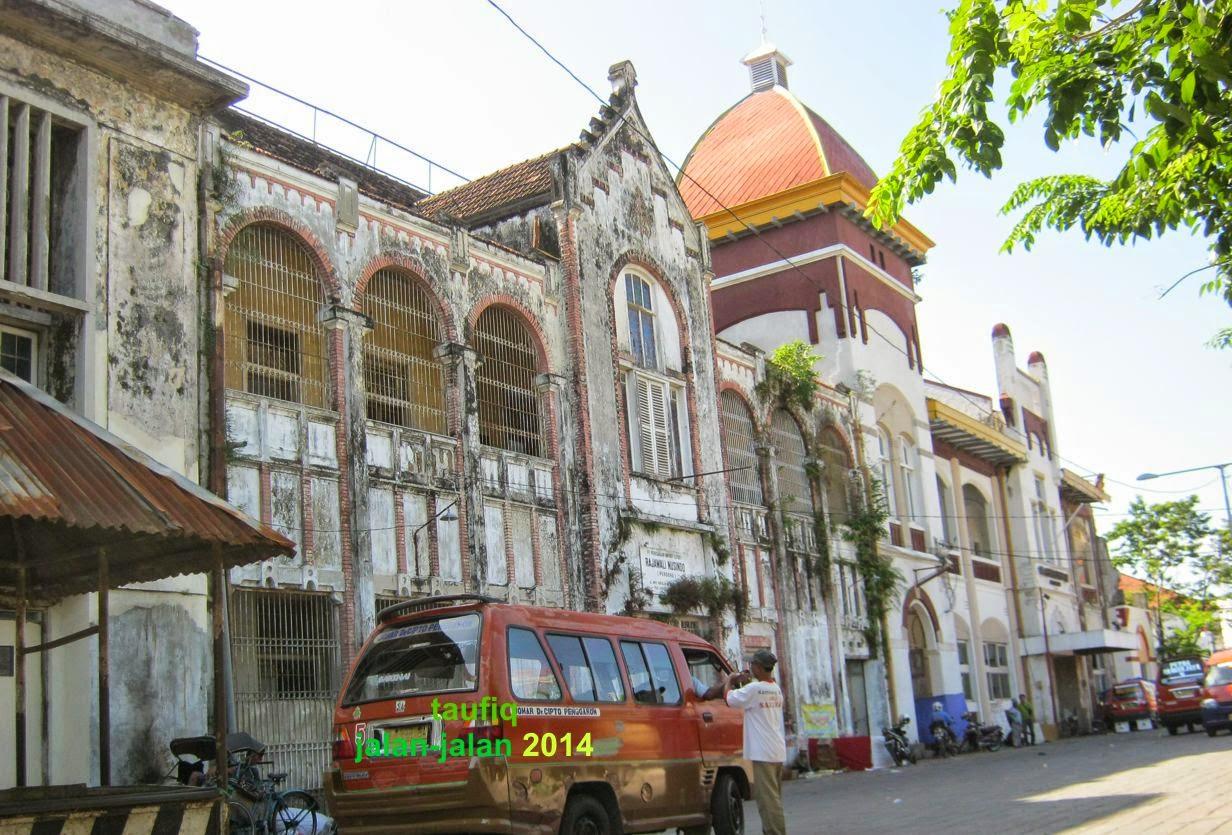 Kota Tua Masa Belanda di Semarang