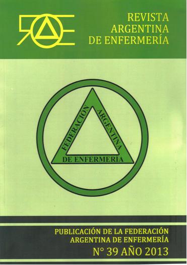 Revista Argentina de Enfermería