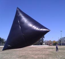 Tetroon Solar balloon