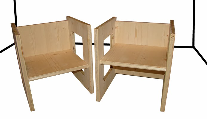 Adecomaison: legno per i bimbi