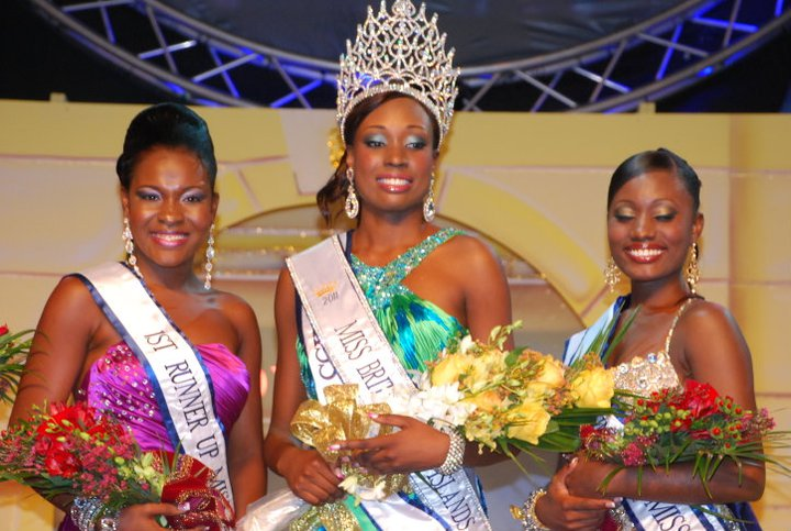 miss british virgin islands 2011 winner abigail hyndman