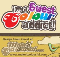 I've been a very proud GD at Make it Colourful