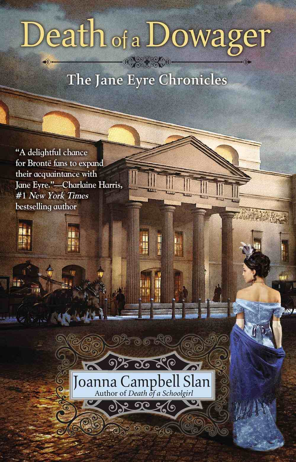 Review: Death Of A Dowager By Joanna Campbell Slan