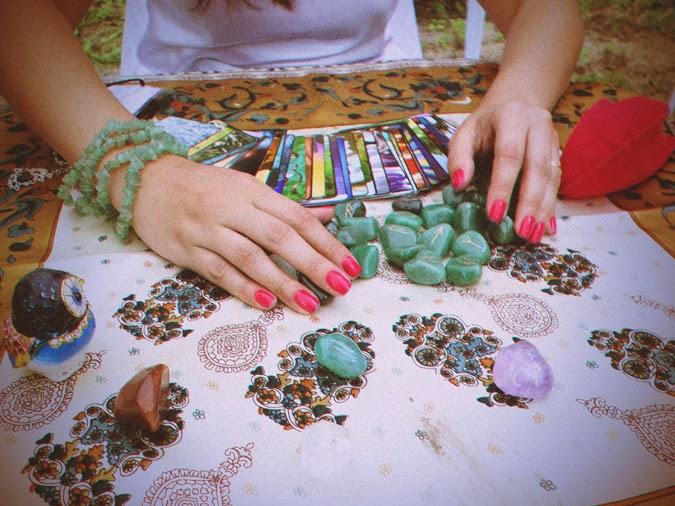 Christiane Arruda: mística oraculista