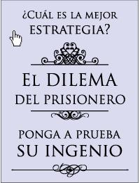 logo del concurso del dilema del prisionero