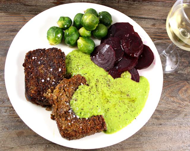 Oppskrift Veganmisjonens Julestek Vegansk Nøttestek Julemiddag Vegetarisk Julemat