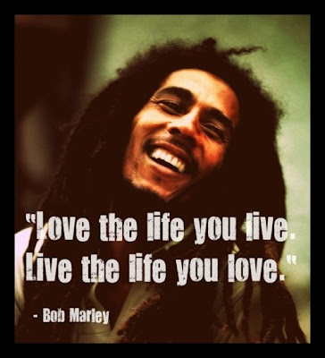 bob marley quotes on life quotesgram