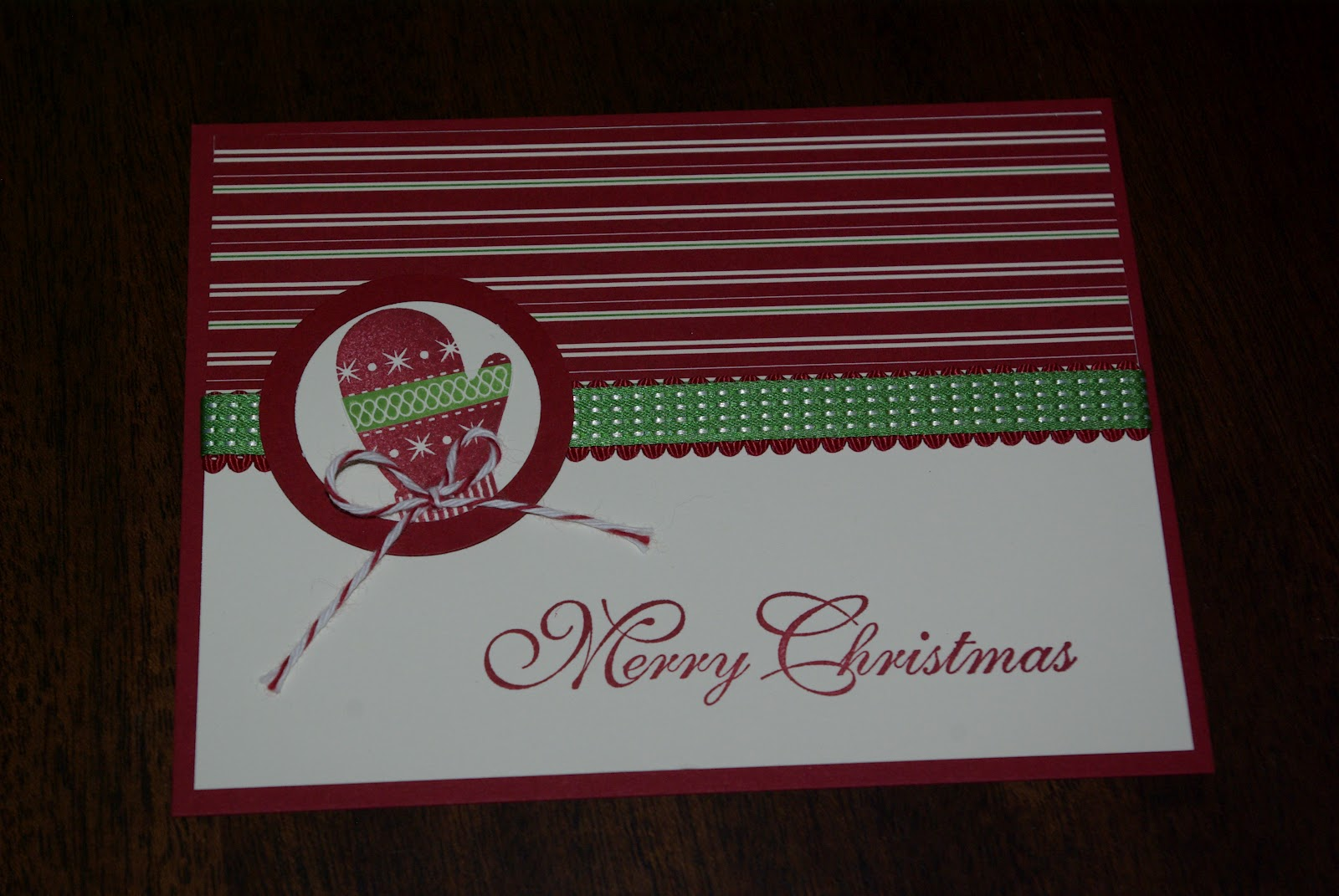 Stampin Up Card Ideas 2012