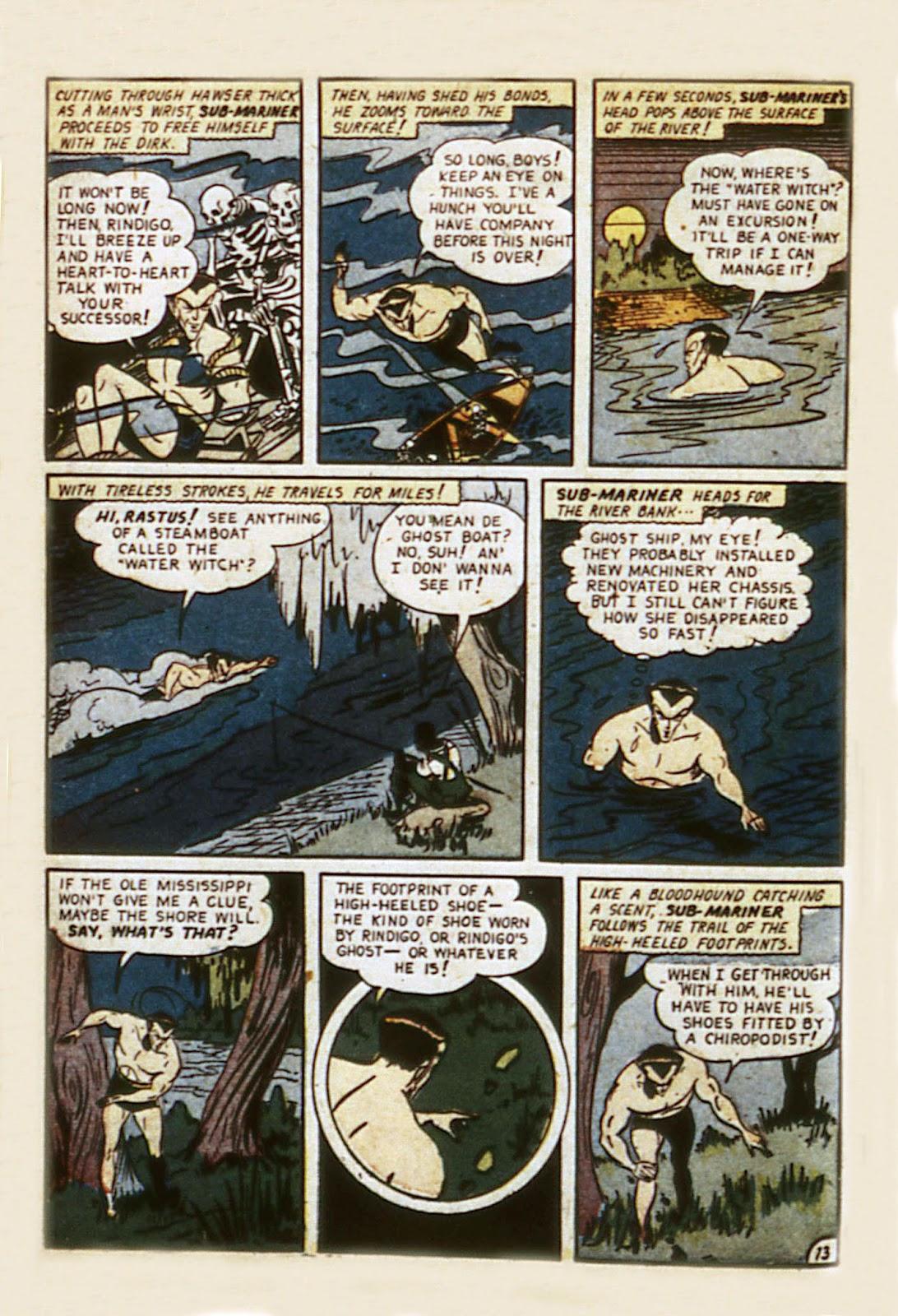 Sub-Mariner Comics Issue #7 #7 - English 58