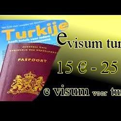 E-visum Turkije