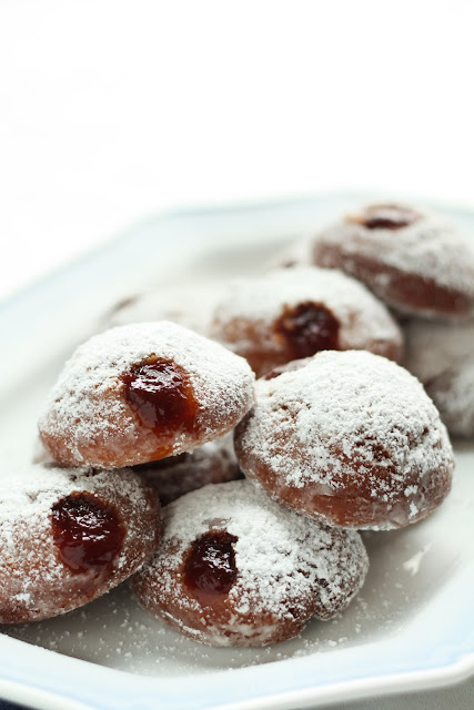 Baking Life: gluten-free brioche doughnuts