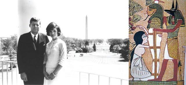 SBT 3: felaciones rituales al Falo-obelisco del Presidente-faraón JFK