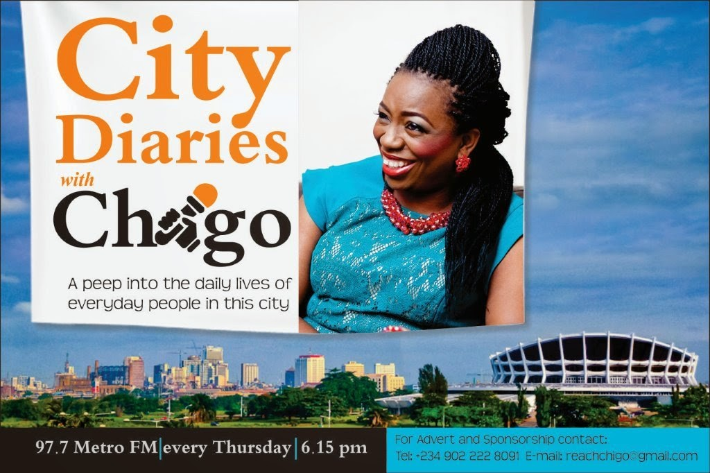 CHIGO hosts a radio show on 97.7Metro FM everyThurs by 6.15PM