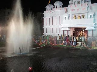 माँ दुर्गा पंडाल सासाराम