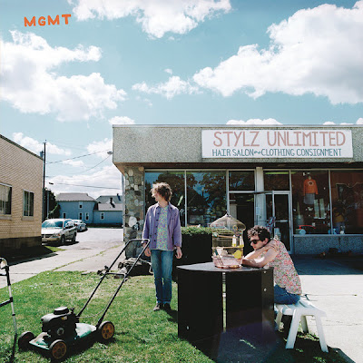 "MGMT - MGMT (The ""Optimizer"" Deluxe Edition) Cover"
