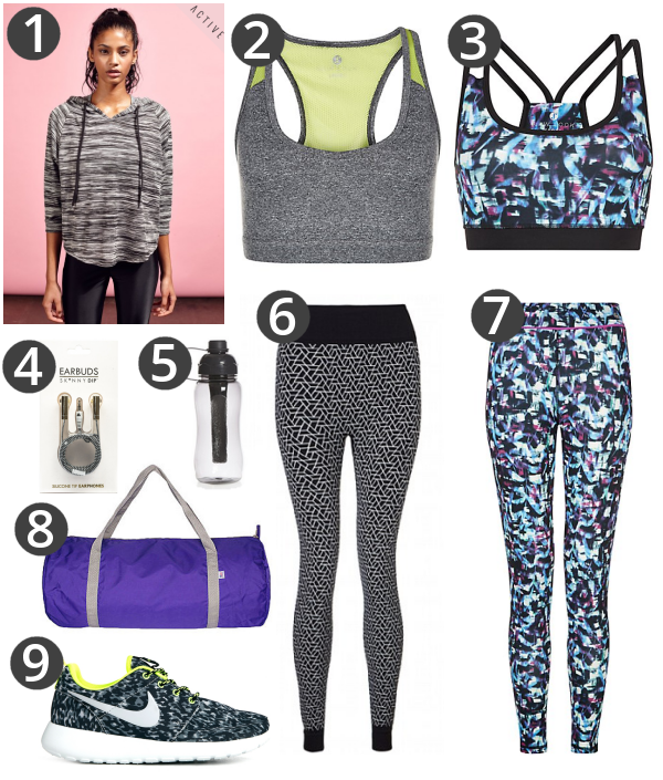 Fitness Clothes I Am Loving Right Now