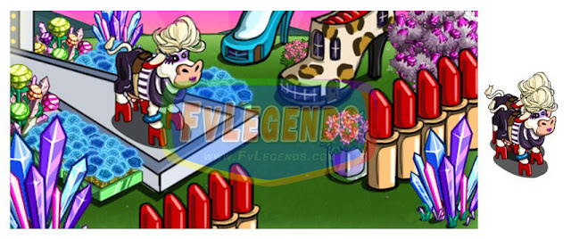 FarmVille High Fashion Theme - FvLegends.Com