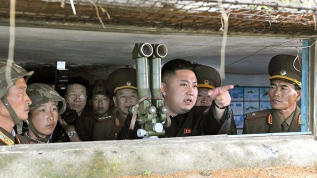 la proxima guerra lider corea del norte ejercicios militares conjuntos amenaza guerra total
