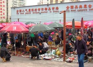 jade, Beijing, antique market