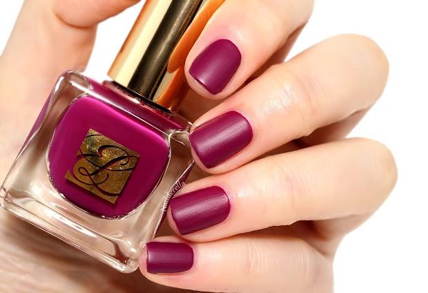 est lauder - matte nail polishes