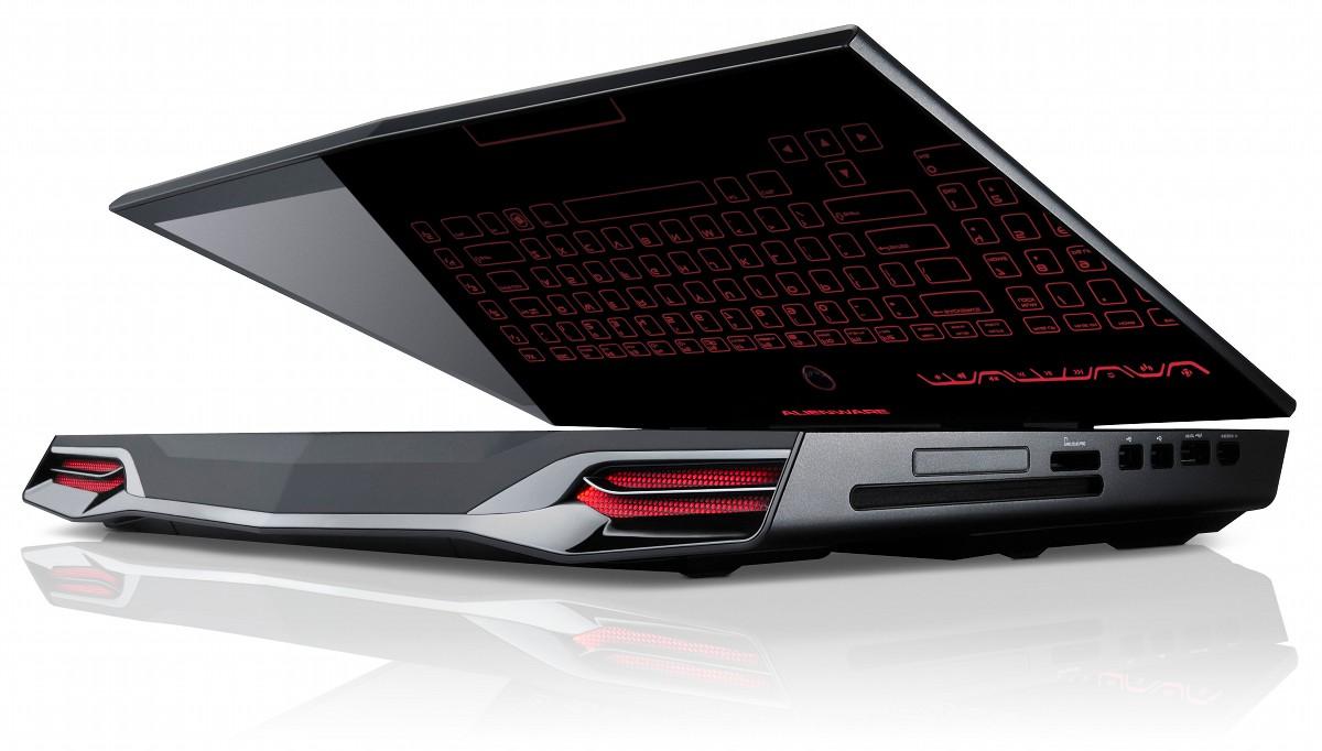 Alienware m18x драйвера
