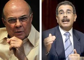 Mejía-Abinader ganaría con 55% a binomio Medina-Cedeño