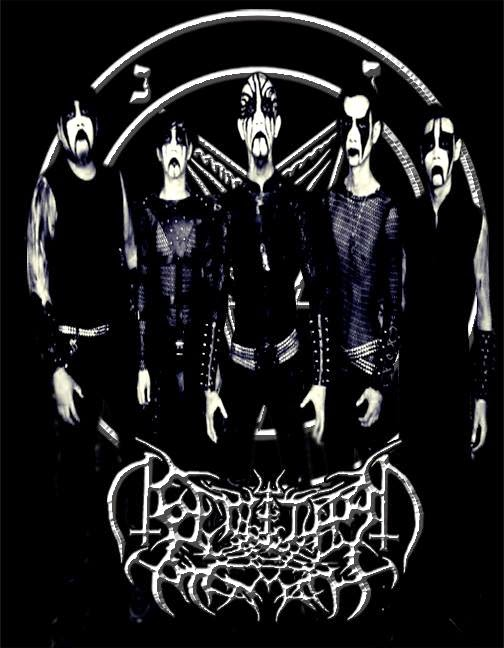 Ngemithan Mayith Band Extreme Harmony Black Metal Purwakarta Foto Logo Artwork Wallpaper