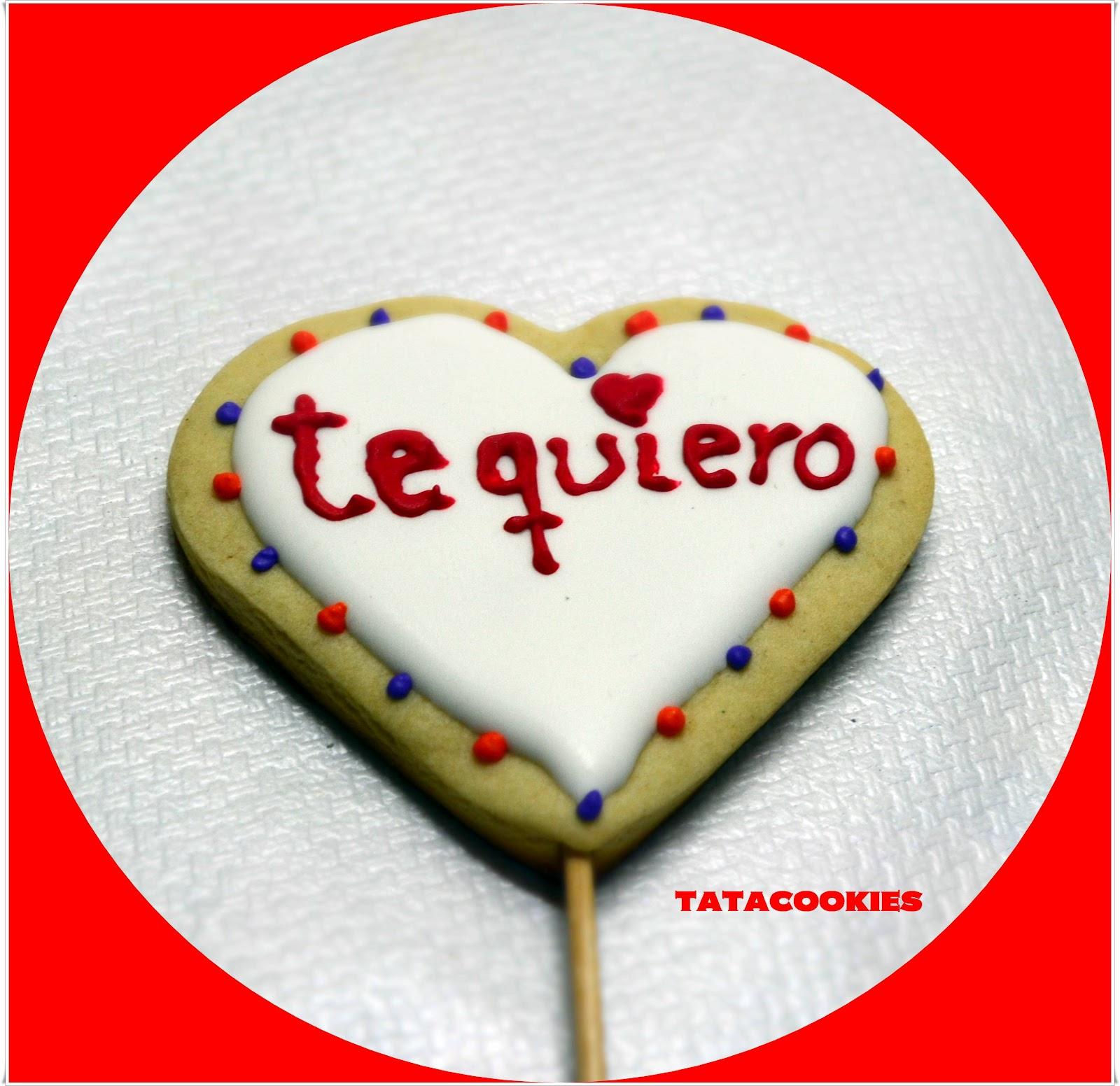 Tatacookies cuando el amor pica en tu puerta for Picas redondas